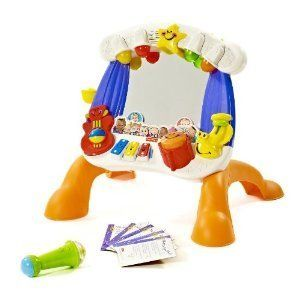 Fisher Price Musical Development Toy Sing Along Stage for Little Baby
