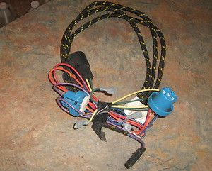 Light Harness Snowplow Western Snow Plow Fisher Ford Truck