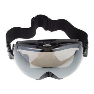 Cool Basto Anti Fog Dual Lens Sport Ski Skiing Snowboard Goggles Black