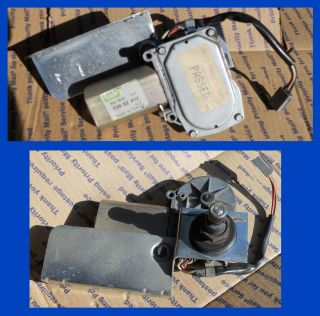 1986 1995 Ford Aerostar Rear Wiper Motor