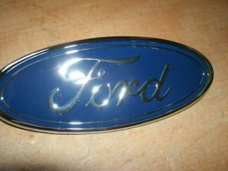 2007 2008 FORD F150 F 150 NEW FACTORY FORD FRONT GRILLE GRILL EMBLEM