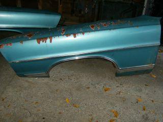1967 Ford Galaxie 500 Fender LH Driver Side