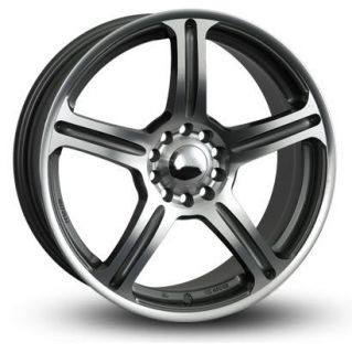 Wheels 14 Rims Tires Gem Ford Think Golf Cart Alloy