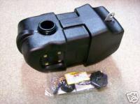 Honda Foreman TRX350 TRX 350 4x4 86 89 Gas Tank Plastic