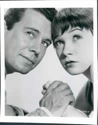 John Forsythe Shirley MacLaine Trouble with Harry NEG