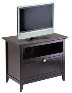 32 inch Zara Flat Screen LCD Plasma TV Stand Contemporary Dark