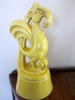 Vintage Mid Century Modern Frederick Cooper ROOSTER LAMP Chicken
