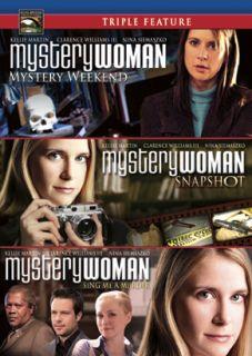 Kellie Martin as as The Mystery Woman, Samantha Kinsey, a