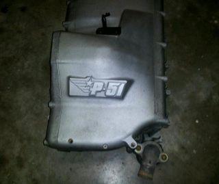 Fox Lake P 51 Intake 2 Valve 4 6 Modular Ford Engine 99 04 Mustang