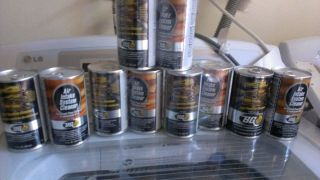 BG Products 44K   Fuel System Cleaner and Air Intake   5 Cans of each!
