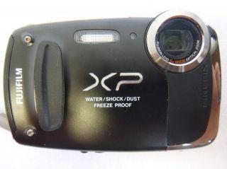 Fujifilm FinePix XP50 14MP 5X Optical Zoom Digital Camera Black