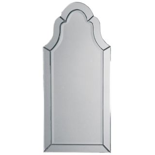 Large Frameless Arch Wall Mirror Bath Vanity Mirror Home Decor New