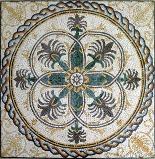 39 Mosaic Marble Wall Floor Inlay Home Decor Art Tile