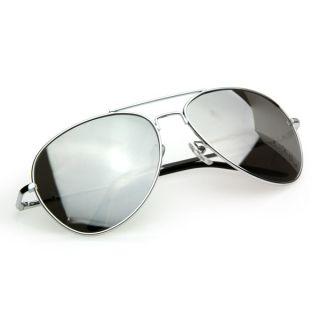 Aviator Sunglasses Mirror Full Mirrored Top AV UV400 Shades Aviators