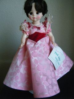Madame Alexander First Ladies Frances Cleveland Doll