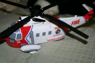 Funrise Tonka Search Rescue Helicopter