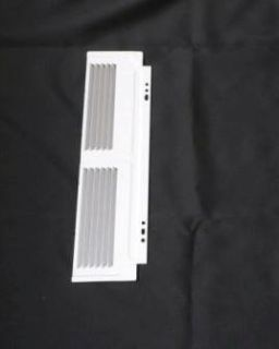 Friedrich Unifit Air Conditioner Steel Rear Grille Deflector