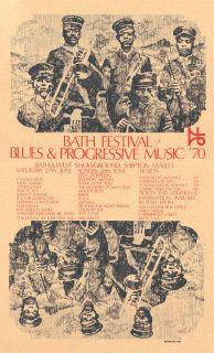 Pink Floyd Bath Knebworth Boxset Book 2XPROGRAMS 2XTSHIRTS 3XPOSTERS