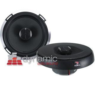 Focal PC 165 6 1 2 Performance Series 2 Way Coaxial Car Audio