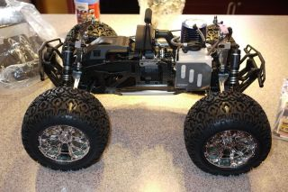 HPI Racing Savage x SS Customized by Franks Custom Trucks