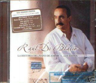 Raul Di Blasio Historia CD Julio Iglesias Juan Gabriel
