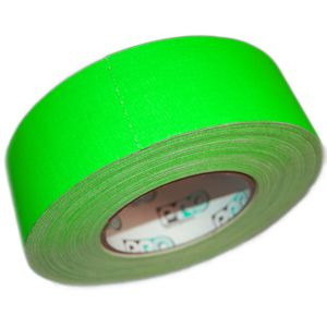 Chromakey Green Gaffer Studio Tape Durable Easy Rip Screen