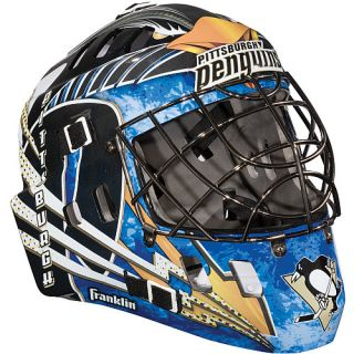 Pittsburgh Penguins NHL Mini Hockey Goalie Mask by Franklin