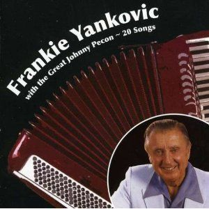 Frankie Yankovic 20 Songs Polka Accordion Johnny Pecon