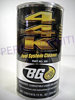 BG 44K Fuel System Cleaner Power Enhancer Brand New