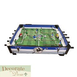 Foosball Soccer Rod Table Top Set MLS Shootout Harvil Balls Scorers 32