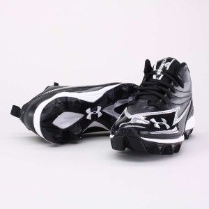 Armour UA Hammer III Youth Football Cleats 1208548 Size 3 5Y