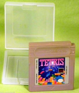 Tetris Original Nintendo Game Boy 1989 Includes Cartridge Hard Plastic