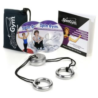 Forbes Riley Spingym Upper Body Shaper with Workout DVD Brand New