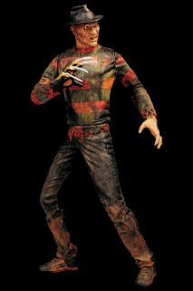 of 6 McFarlane Movie Maniacs Inc Freddy Jason Headless Horseman