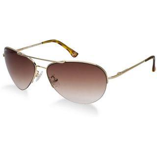 Michael Michael Kors Gansevoort Aviator Sunglasses M2049S 720 Golden