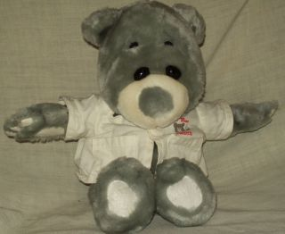 Ganz Plush Dr Bear Teddy Bear RARE 13 Adorable Soft Stuffed Animal