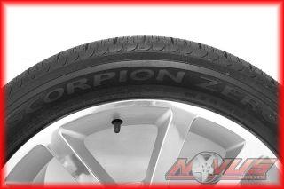 22 Ford F150 Harley Davidson Expedition Polished Wheels Pirelli Tires