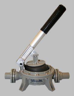 Guzzler 400 Emergency Manual Water Hand Pump Garden Hose Fittings