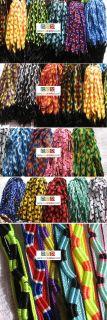 1000 Colorful Peruvian Friendship Bracelets Wholesale Bulk Lot Peru