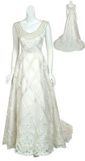 Fairytale Eva Haynal Forsyth Bridal Wedding Gown 10 New
