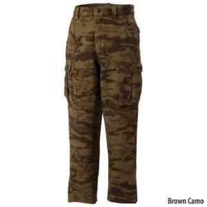 Mens COLUMBIA PHG Camo Print GALLATIN RANGE Wool Pants 34 unhemmed