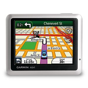 Garmin Nuvi 1100LM 3.5 Portable Auto GPS w/ Lifetime Map Updates 010
