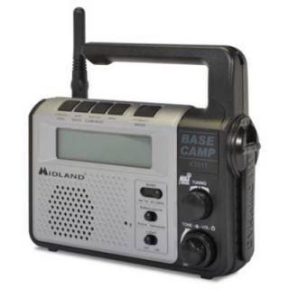 Midland XT511 Base Camp 2 Way Radio 7 GMRS FRS 7 FRS 8 GMRS 26MILE