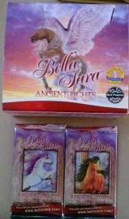 Bella Sara Trading Card Game 2 Packs