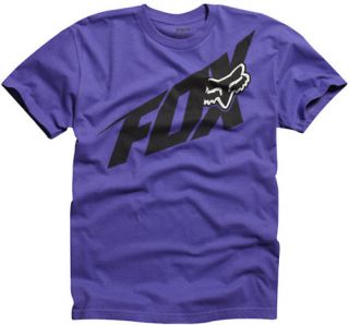 Fox Racing Boys Superfast T Shirt Fox Head Logo Graphic Tee