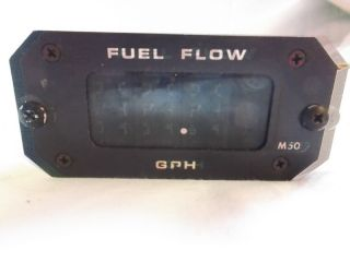 Davtron Fuel Flow Meter GPH M50