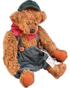 Ganz Cottage Collectibles Teddy Rousseau Bear 21