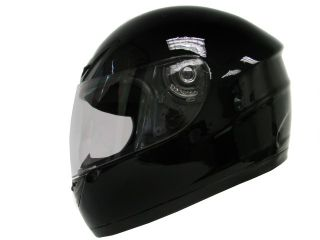 Full Face Motorcycle Street Sport Bike Helmet Sz XL x Large
