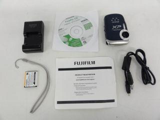 Fujifilm FinePix XP10 12 MP Waterproof Digital Camera w/ 5x Optical