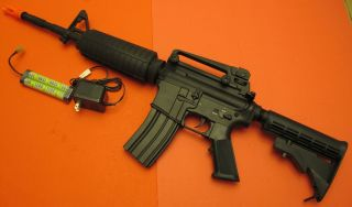 Full Metal M4A1 Automatic Electric Airsoft Gun Bi 3681M